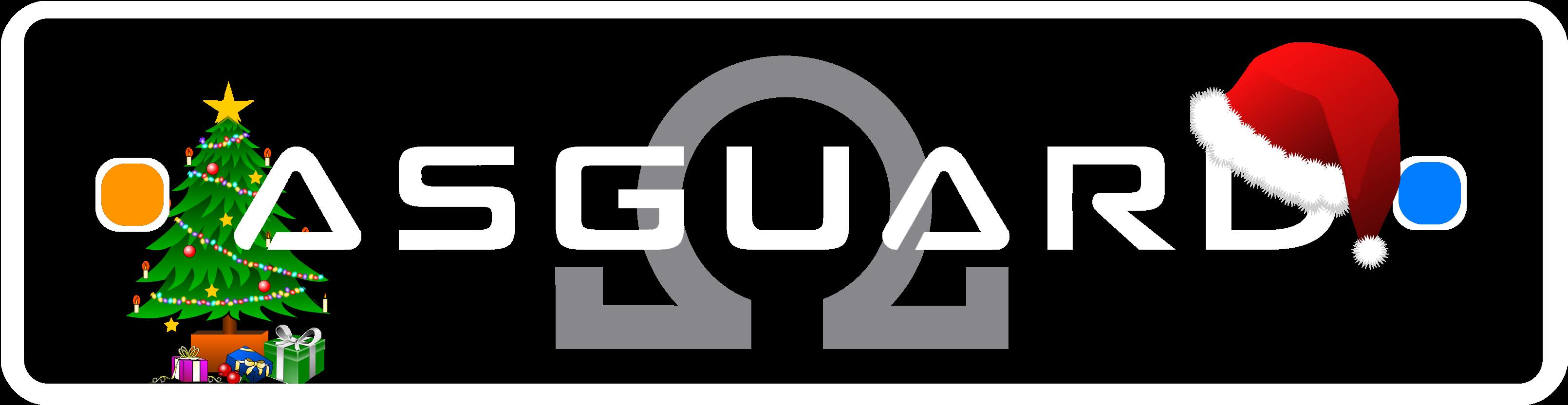 Logo Asguard Noël